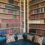 Most wonderful library with over 3,000 books