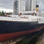 Photo of SS Nomadic