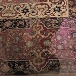 The Ardabil Carpet at the V&A