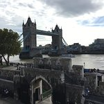 Perfect view of Tower Bridge!
