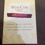 Bilde fra Wine Cask Restaurant