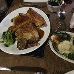 Pork & Stuffing
