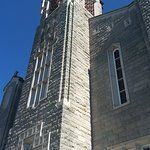Church in Historic Montmagny
