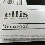 Foto van Ellis Gourmet Burger Brussels Place St Catherine