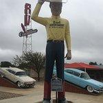 Φωτογραφία: Cadillac Ranch