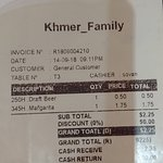 Khmer Family Restaurantの写真