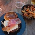Foto de Rocket Burger Cafe