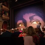 """View SEATED from Seat J5, at the Aldwych Theatre, hosting """"TINA - The Tina Turner Musical""""."""