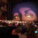 """View STANDING from Seat J5, at the Aldwych Theatre, hosting """"TINA - The Tina Turner Musical""""."""