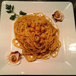 SpaghettI & capesante al burro di vaniglia