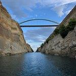 Фотография Corinth Canal