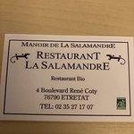 Foto La Salamandre
