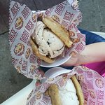 Photo of Diddy Riese Cookies