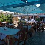 Faros Restaurant Tables