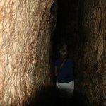 Hezekiah's Tunnel - Siloam Tunnel Foto