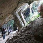 Grotte del Caglieron Foto