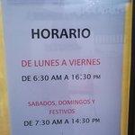 Фотография Cafeteria y Churreria El Paso