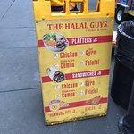 Bild från The Halal Guys
