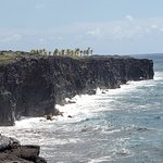 ハワイ火山国立公園の写真