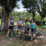 First day bike trip Costa Rica