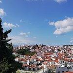 The view from Agios Nikolaos Church