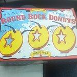 Round Rock Donuts照片