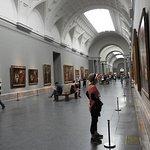 one of the huge display halls