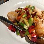 Kung Pao shrimp & scallops