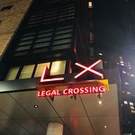 Legal Crossingの写真