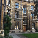 Photo de Gonville and Caius College