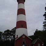 Lighthouse on Assateague
