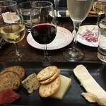 Cheese & Wine pairing session