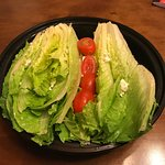 $20 Wedge Salad from Giordano's