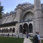 Photo of Suleymaniye Mosque