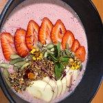 Especialidades para el desayuno, comida saludable y deliciosa... y el mejor café orgánico de las