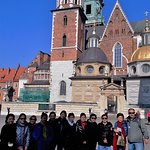 Private Krakow Tour with Christina and her family from Philippines October 2018