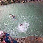 last jump!