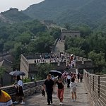great wall, north side