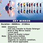 Sky Mirror Kuala Selangor