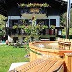 """""""Spa Tinozza acqua calda per un momento di relax.Spa Tub with hot water for a moment of relax"""""""