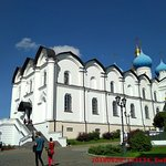 Благовещенский собор в казанском кремле