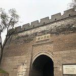 Foto de muralha da china