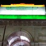 ภาพถ่ายของ India Gate