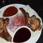 chalagach (pork bbq)