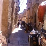 Horse & carriage in the old city