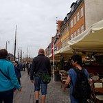 Streetside restaurants