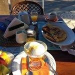 Breakfast at Nino's