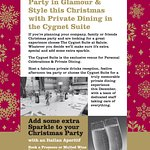 The Cygnet Suite For Private Dining