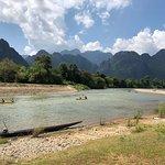 ภาพถ่ายของ River Tubing
