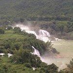 ภาพถ่ายของ Ban Gioc Falls